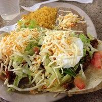Photo taken at Taco Burrito King by Vivek on 12/21/2013