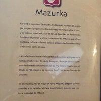 Foto tomada en Mazurka por Joe el 1/13/2013