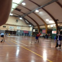 Photo taken at Royal Nivelles Basket-Ball Club by Frédéric L. on 9/25/2012