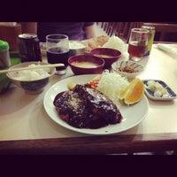 Photo taken at Ajissai Restaurante by Silvia M. on 12/10/2012