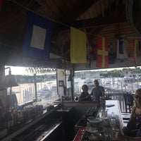Photo taken at Tugboats Restaurant by joe b. on 8/27/2017