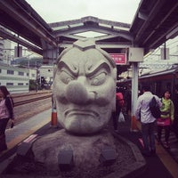 Photo taken at Takao Station by Borraginol Y. on 5/24/2013
