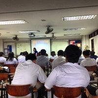 Photo taken at คณะวิทยาการจัดการ มหาวิทยาลัยราชภัฏนครราชสีมา by Ne'Ney S. on 8/3/2013