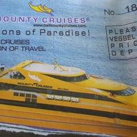 10/17/2014에 Donny B.님이 Bounty Cruises에서 찍은 사진