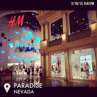 Photo taken at H&M by Miranee on 2/20/2013