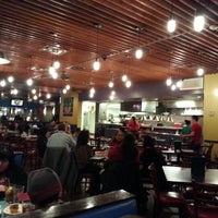Photo taken at Serranos Cocina y Cantina - Southpark by William Q. on 1/16/2013