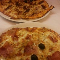 Photo taken at Pizzeria Casa Nostra by Pilar M. on 6/13/2013