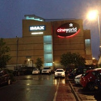 Photo taken at Cineworld by Hacer B. on 5/14/2015