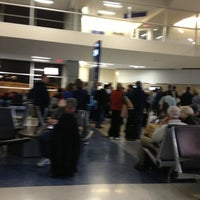 Photo taken at Gate D14 by Kevin on 2/3/2013