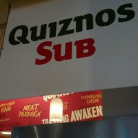 Photo taken at Quiznos by Cheryl F. on 3/3/2013