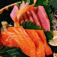 Photo taken at Musashino Sushi Dokoro by Gigi 🎀 on 10/31/2015