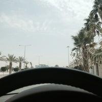 Photo taken at شارع تركي بن عبدالعزيز الثاني (حي النخيل) by waleed bin fahad on 3/3/2014