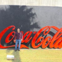 Photo taken at Brasal Refrigerantes (Coca-Cola) by George A. on 7/22/2016