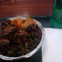 ... Photo Taken At Jamaica Kitchen By Strega A. On 2/21/2013