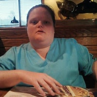 Photo taken at Outback Steakhouse by Jeremy P. on 10/4/2012