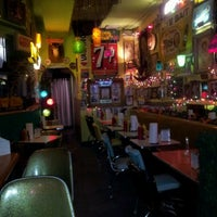 Photo taken at Trailer Park Lounge & Grill by Melodie M. on 10/18/2012