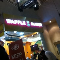 Photo taken at Waffle Maker by Ramy on 2/28/2013