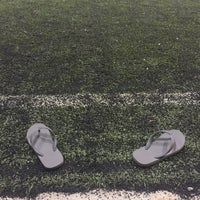 Photo taken at The Hattrick Football Club by Natsadaporn S. on 10/20/2016