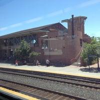 Photo taken at Martinez Station (MTZ) by Joshua S. on 5/18/2013
