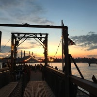 Photo taken at Brooklyn Barge by Lindi K. on 10/6/2017