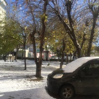 Photo taken at Malazgirt Hükümet Konağı by Evren T. on 11/2/2016