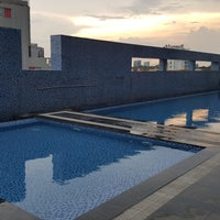 Photo taken at Pullman Swimming Pool Saigon by BBB 0. on 8/13/2017