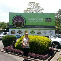 Photo taken at Buderim Ginger Factory by BBB 0. on 12/29/2012