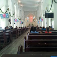Photo taken at Church of St Anthony by Christ S. on 1/11/2015