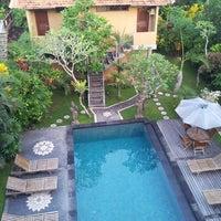 Photo taken at Wenara Bali Bungalow by Christ S. on 3/26/2013