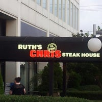 Photo taken at Ruth's Chris Steak House by Richard L. on 9/22/2012