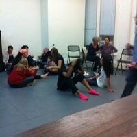 Photo taken at 440 Studios by Barbara on 10/8/2012