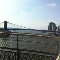 Photo taken at MTA Subway - Manhattan Bridge (B/D/N/Q) by Barbara on 10/14/2012