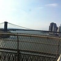 Photo taken at MTA Subway - Manhattan Bridge (B/D/N/Q) by Barbara on 10/14/2012