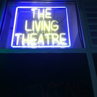 Photo taken at The Living Theater by Barbara on 2/17/2013