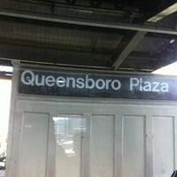 Photo taken at MTA Subway - Queensboro Plaza (N/W/7) by Barbara on 10/20/2012