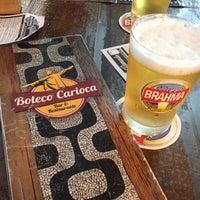 Photo taken at Boteco Carioca Bar & Restaurante by Binho R. on 1/30/2015