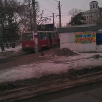 Photo taken at Троллейбус № 11 by Мацелевич Н. on 3/20/2013