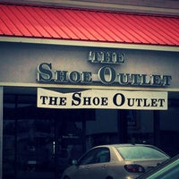 Photo taken at The Shoe Outlet by Lily P. on 3/24/2013