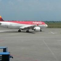 Photo taken at Alfonso Bonilla Aragón International Airport (CLO) by betto b. on 1/13/2014