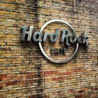 Photo taken at Hard Rock Cafe Jakarta by Muhammed Fitry on 5/30/2013