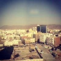Photo taken at Mubarak Silver Hotel by Muhammed Fitry on 2/17/2015