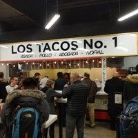 Foto tomada en Los Tacos No. 1 por Ian T. el 1/11/2018