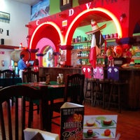 Photo taken at Mi Pueblo Restaurant-Bar by Ruben C. on 10/11/2014