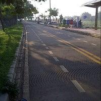 Photo taken at Jogging Track BKT by Nurul A. on 3/23/2013