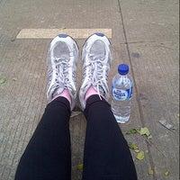 Photo taken at Jogging Track BKT by Nurul A. on 3/8/2014