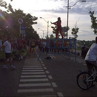 Photo taken at Jogging Track BKT by Nurul A. on 3/30/2013