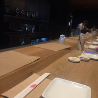 Photo prise au KazuNori: The Original Hand Roll Bar par Chanel L. le6/17/2017