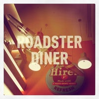 Photo taken at Roadster Diner by Nourhan B. on 4/17/2013