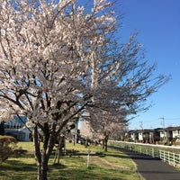 Photo taken at 姿川地区市民センター by さるびぃ on 4/13/2017