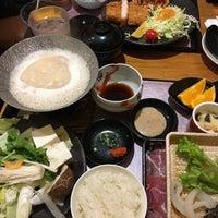 Photo taken at Tontei Pork Restaurant by Peining 🌸 on 12/31/2016